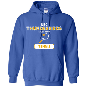UBC Thunderbirds Tennis SC - Heavy Blend Cotton Hoodie (Booking Only)