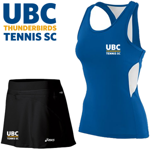 UBC Thunderbirds Tennis SC - Women's Match Day Package (Team Members Only)