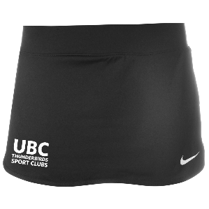 UBC Thunderbirds Tennis SC - Women's NIKE Tennis Skirt (Team Members Only)