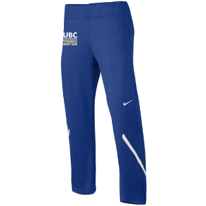 UBC Thunderbirds Tennis SC - NIKE Enforcer Warm Up Pant (Team Members Only)