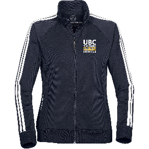 UBC Thunderbirds Synchronized Swimming SC - Stormtech Women's Performance Knit Jacket (Booking Only)