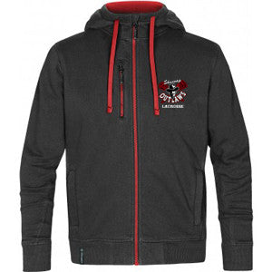 Shuswap Outlaws - STORMTECH® Men's Metro Full Zip Hoodie (Booking Only)