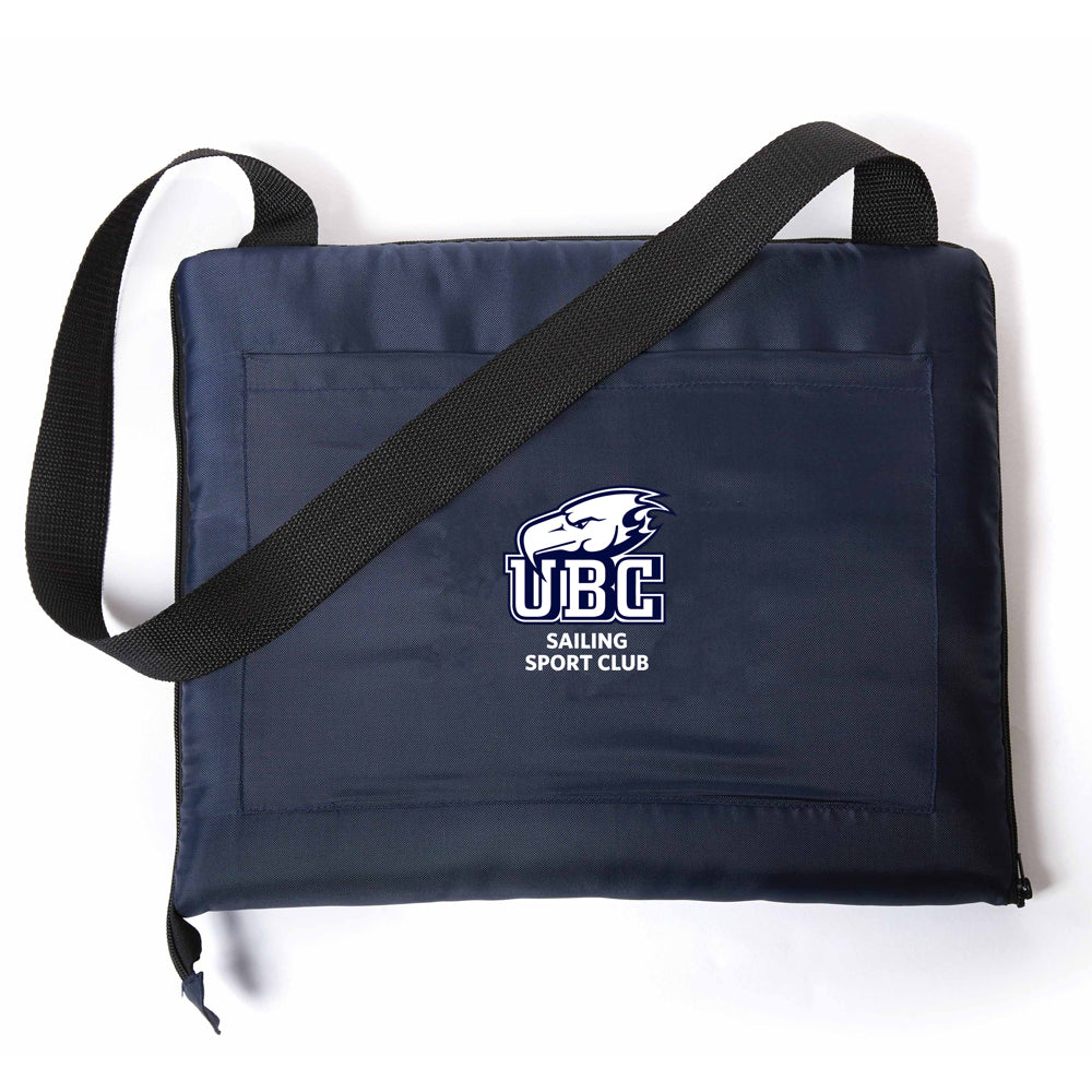 UBC Thunderbirds Sailing SC - Stadium Blanket/Cushion (Booking Only)