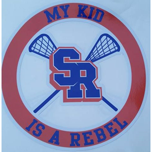 Surrey Rebel Decals - My Kid is a Rebel