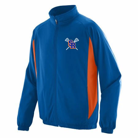 Surrey Rebels - Medalist Jacket - Royal/Orange (Booking Only)