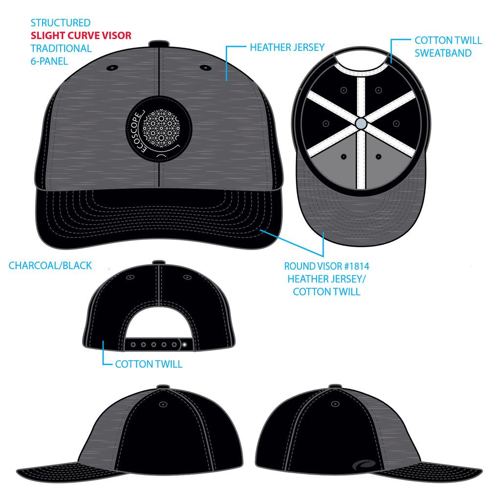 UBC ECOSCOPE - Pukka® Custom Hat (Limited Edition)
