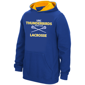 UBC Thunderbirds Lacrosse SC - Premium Cotton Ring Spun Fleece Hoodie (Closeout)