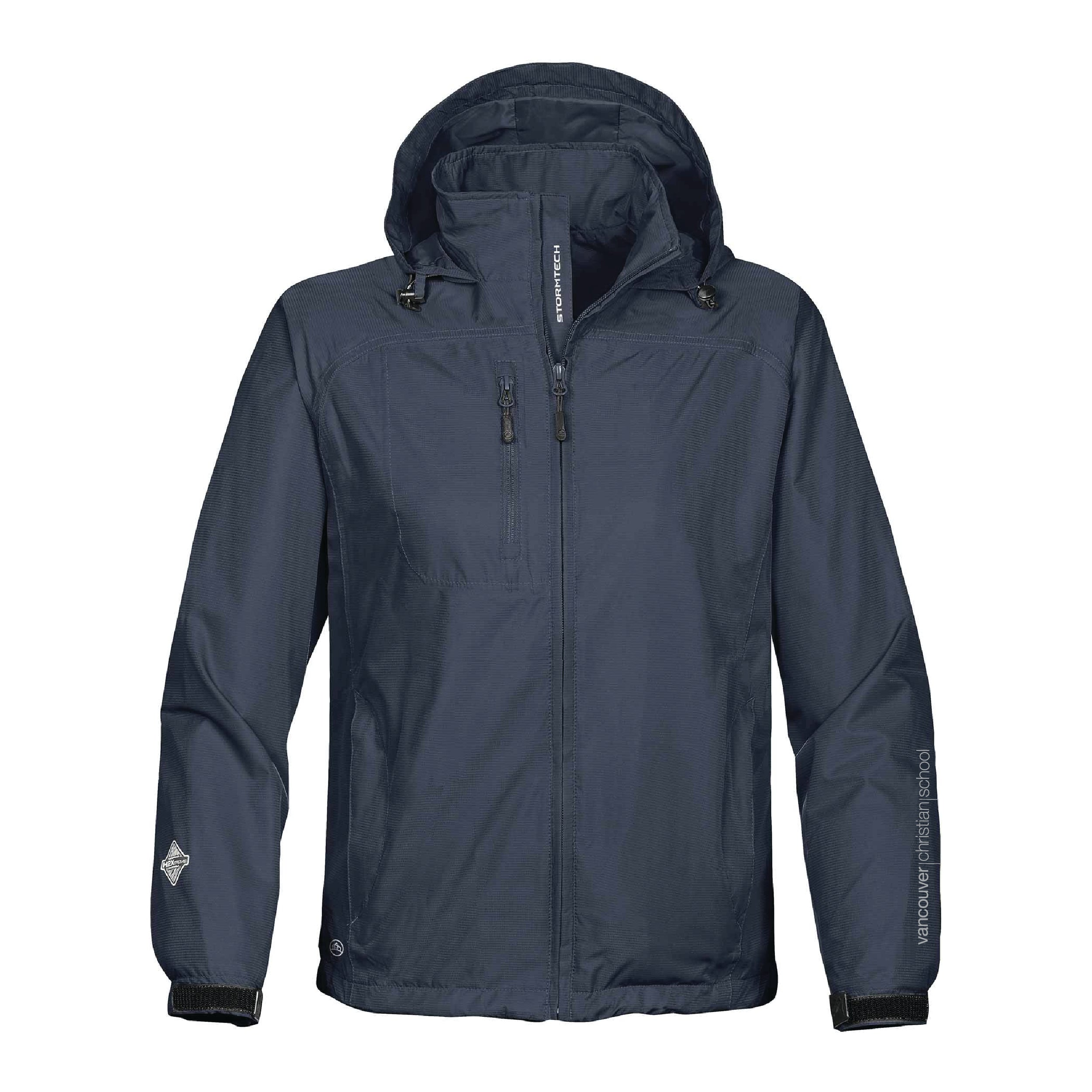 VCS - Men's Stratus Lightweight Shell Jacket