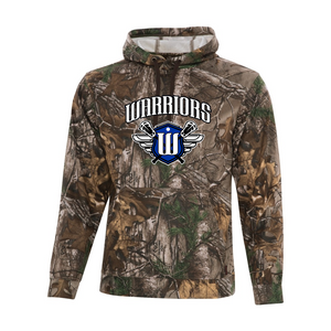 Surrey Warriors - REALTREE Tech Fleece Hooded Sweatshirt(Booking Only)