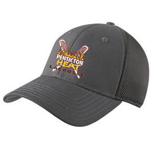 Penticton Heat - NEW ERA® Stretch Mesh Hat - Grey (Booking Only)