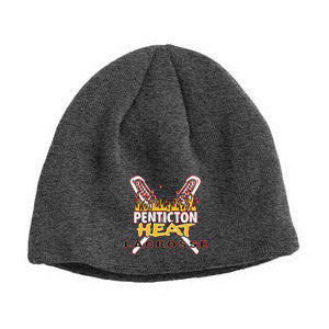 Penticton Heat - Active Knit Toque - Charcoal (Booking Only)