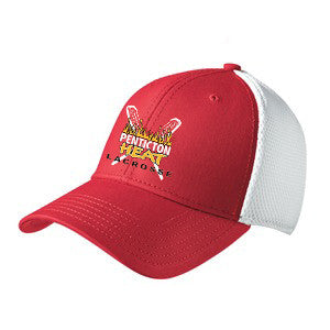 Penticton Heat - NEW ERA® Stretch Mesh Hat - Red (Booking Only)