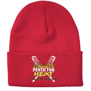 Penticton Heat - Knit Toque - Red (Booking Only)