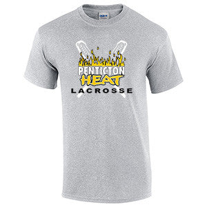 Penticton Heat - Ultra Cotton T-Shirt - Grey (Booking Only)