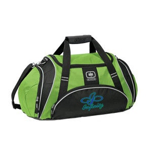 Infinity Volleyball - OGIO® Duffel- Green (Booking Only)
