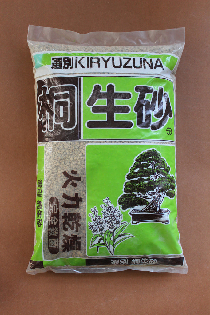 Kiryuzuna ( Kiryu ) Bonsai Soil - Small 18 Lbs