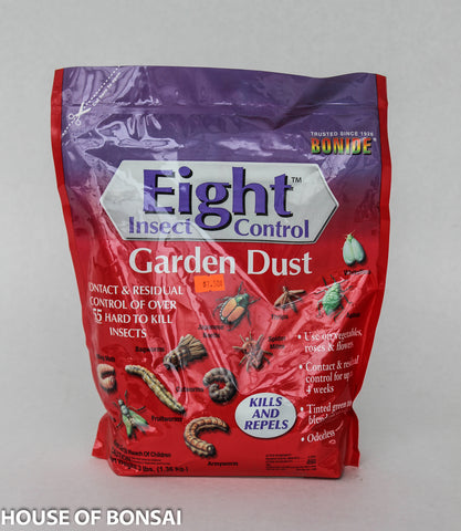 Bonide Eight Insect Control Garden Dust 3 lbs Bag