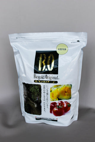 Bio-Gold bonsai organic fertilizer 5Kg Bonus commercial pak / product of Japan