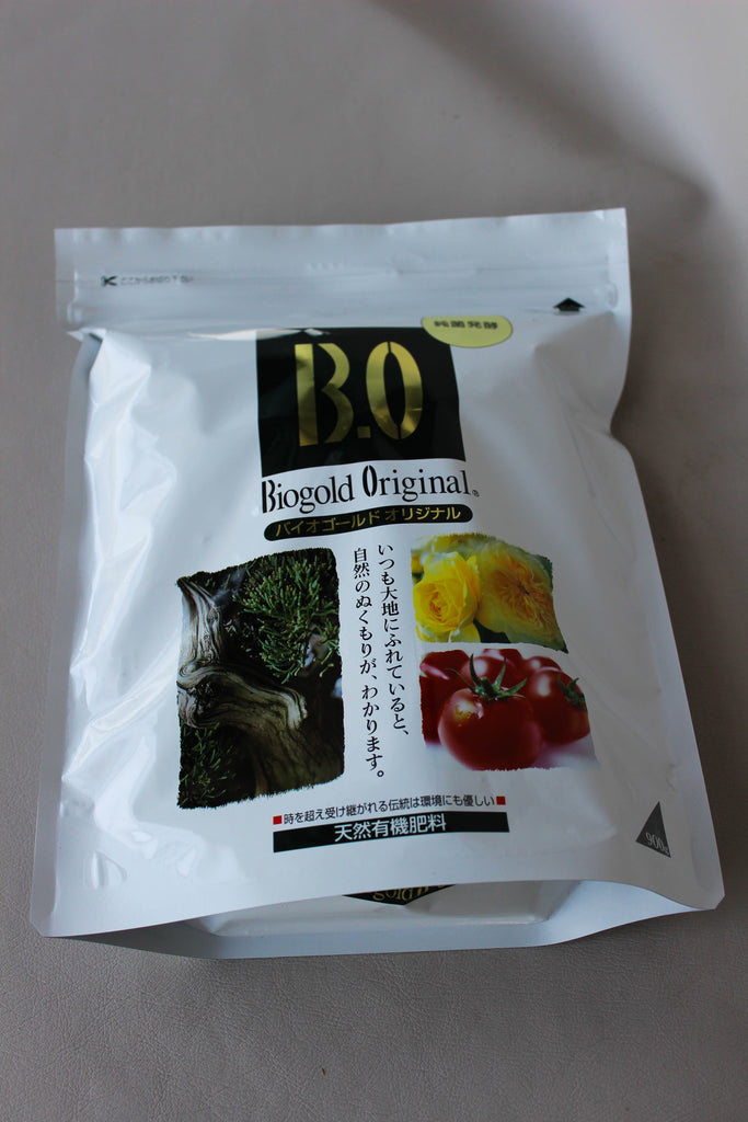 Bio-Gold bonsai organic fertilizer 900g / product of Japan