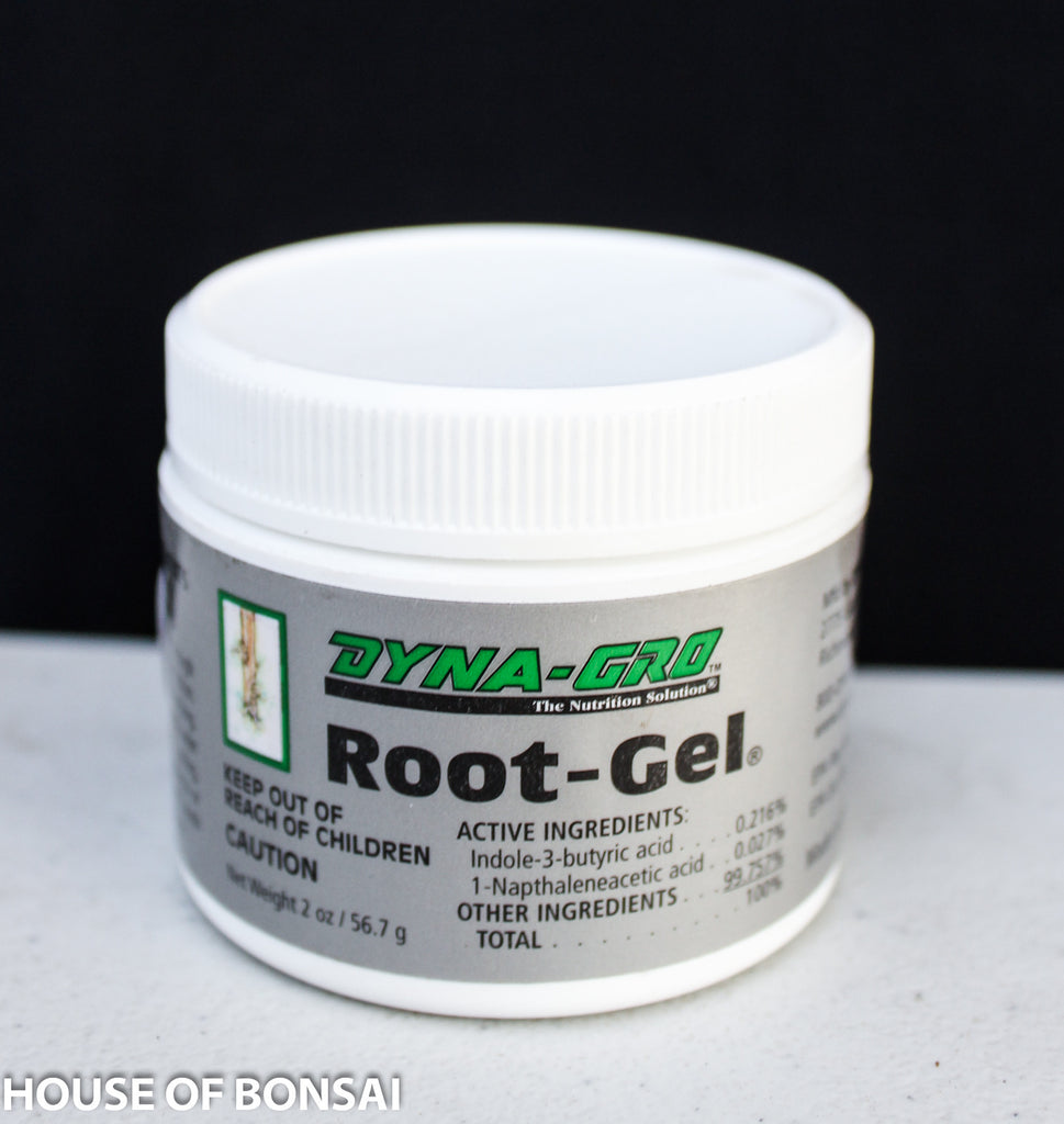 Dyna-Gro Root-Gel - Powerful Rooting Hormone for Propagation and Air Layering - 2 oz