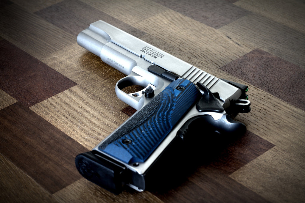5 Year Review on the Ruger SR1911