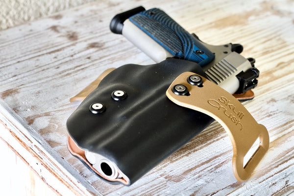The best 1911 holster for CCW