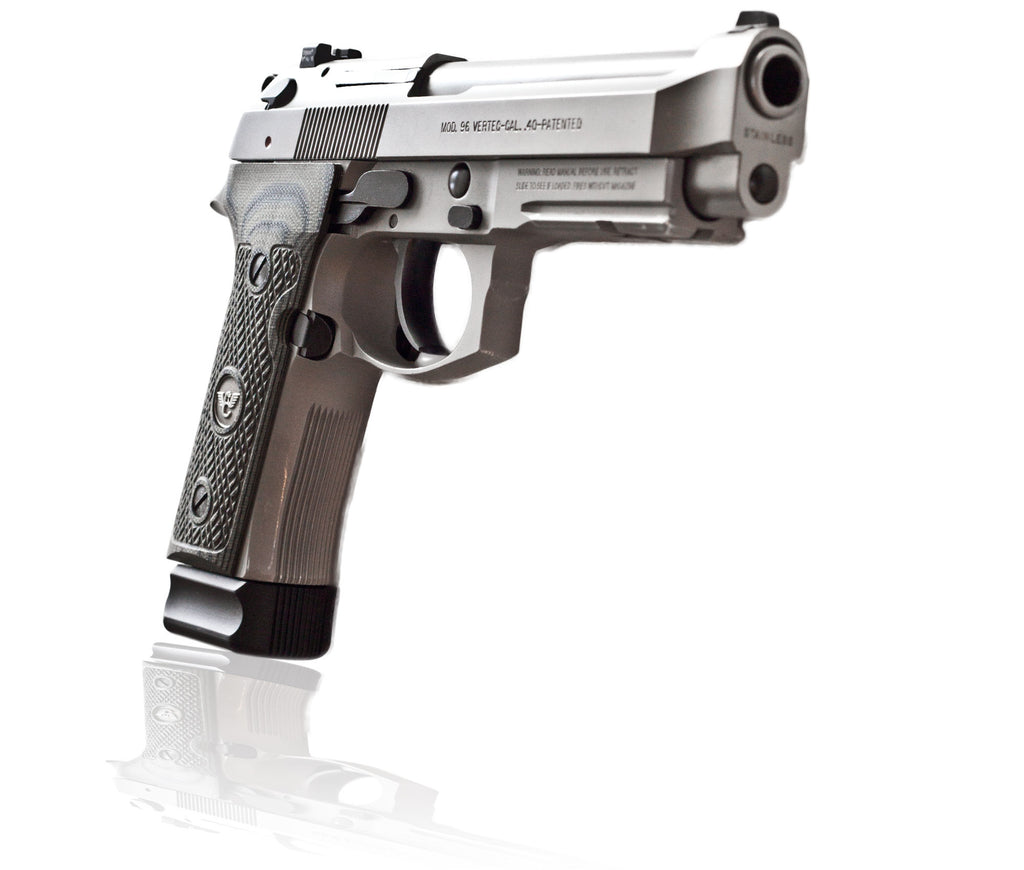 Wilson Combat Upgraded Beretta 96 Vertec