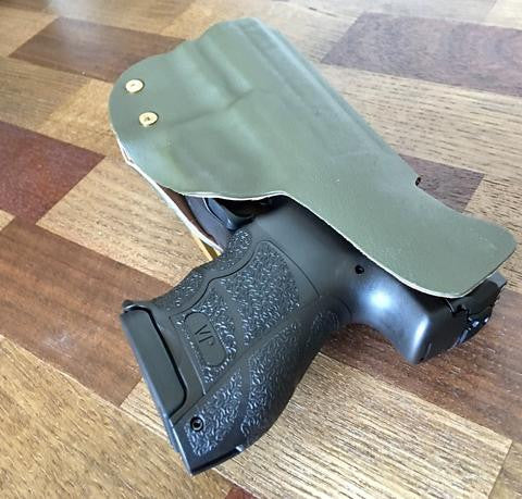 Most comfortable holster for VP9SK