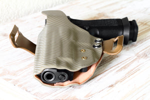 best outside the waistband holster P320 X-Five Legion