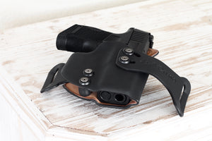 Low Profile outside the waistband holster for P365