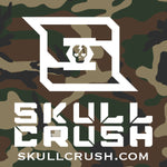 Skull Crush Decal - 509CTAC ROUND 3