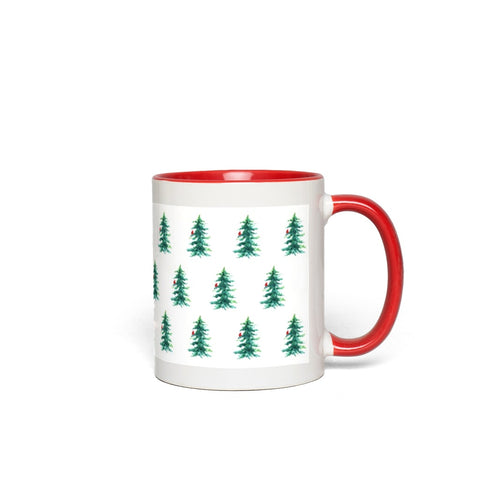 Holiday Accent Mug
