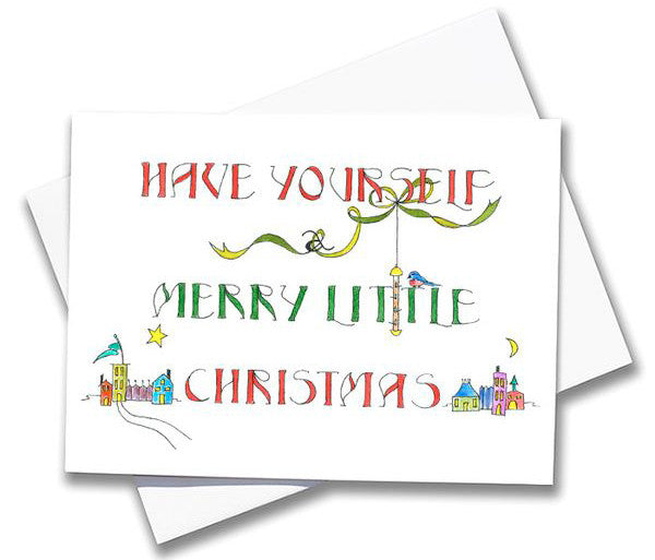 Xmas 2015 - Greeting Card