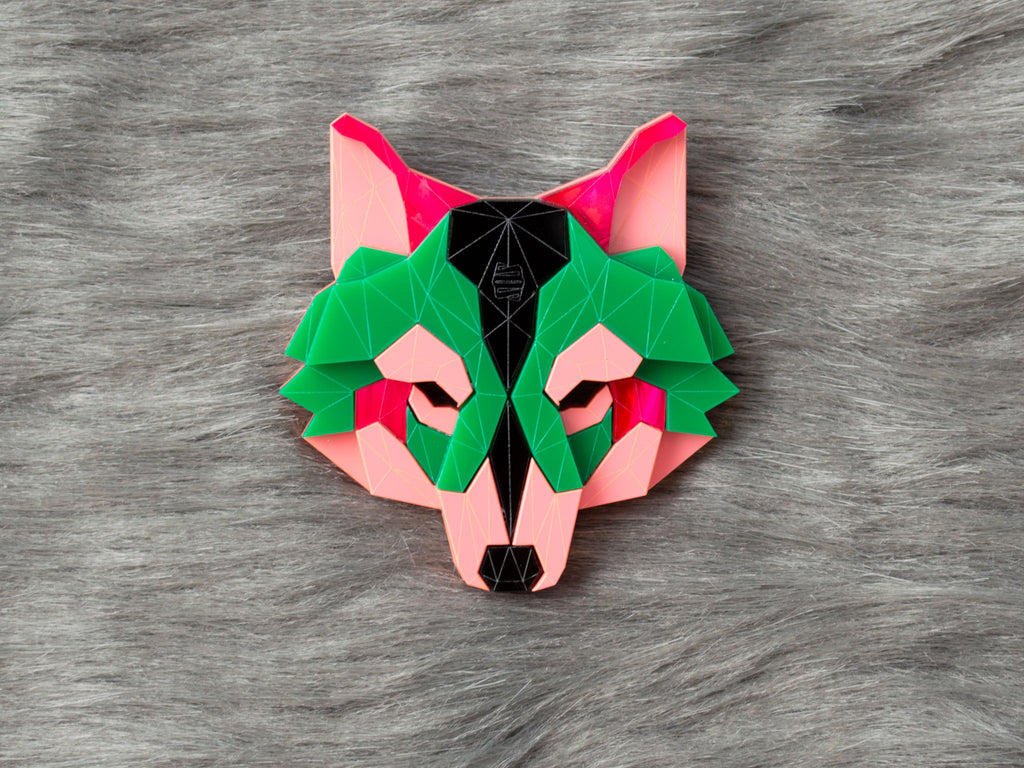 Wolf Head - Watermelon