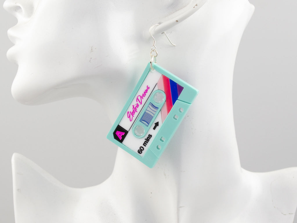 Electric Dreams Earrings - Reflex