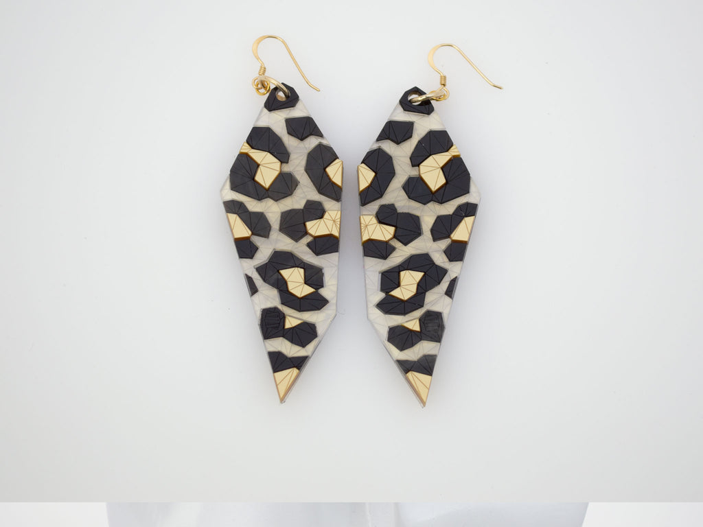 Roar Earrings - Lost City