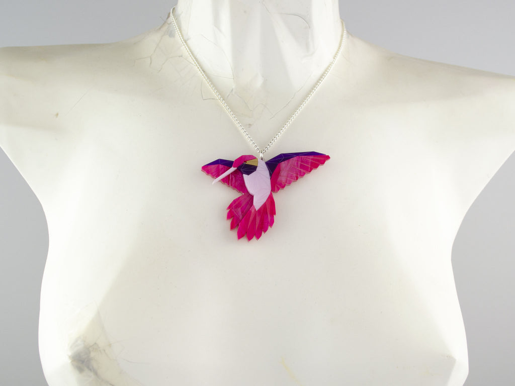 Hummingbird - Magenta Jewel