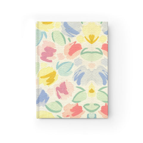 Blurred Tulip Journal