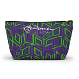 Joker Madness Accessory Pouch w T-bottom