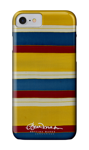Riviera Stripe iPhone Barely There Case