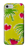 Strawberry Tropic iPhone Barely There Case