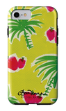 Strawberry Tropic iPhone Tough Case