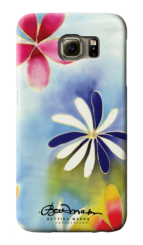Sunrise Floral Samsung Galaxy Barely There Case