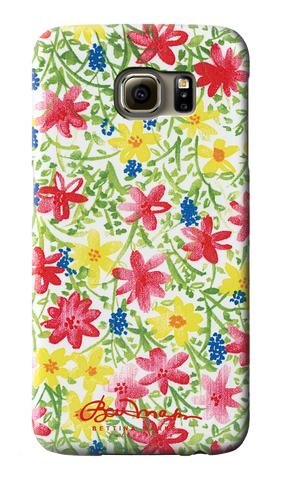 Wildflower Samsung Galaxy Barely There Case