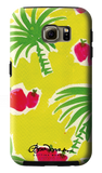 Strawberry Tropic Samsung Galaxy Tough Case