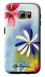 Sunrise Floral Samsung Galaxy Tough Case