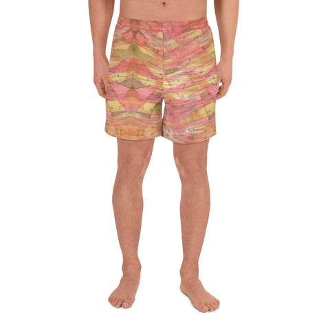 Dreamy Floral Men's Shorts