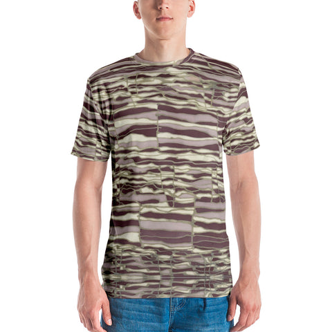 Techno Men's T-shirt
