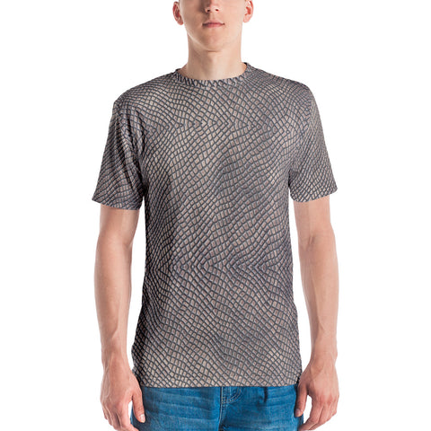 Crocodile Skin Men's T-shirt