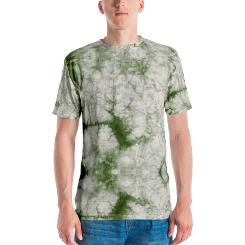 Sage Tie Dye Men's T-shirt